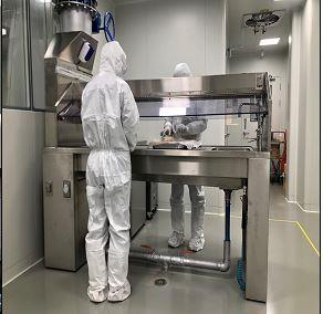 경기도, 지자체 최초 음압형 부검설비 갖춘 AI 전용 연구시설 구축