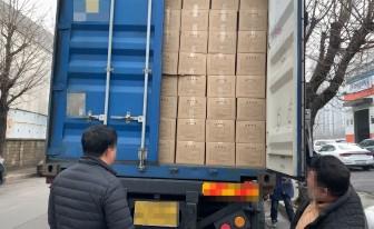중부해경청, 가짜 손 소독제 수출한 일당 적발…한국제품만 찾는 중국인 노려