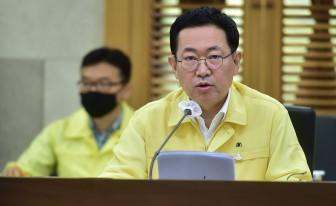 박남춘 인천시장, 수해 피해지역에 인력·물자 등 긴급지원 주문