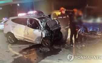 '13명 사상' 제2경인고속도로 연쇄추돌...원인은 '음주운전'