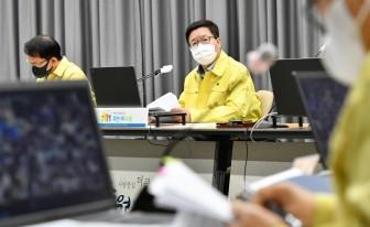 """염태영 수원시장, """"공직자가 '코로나19' 방역 최후의 보루"""""""