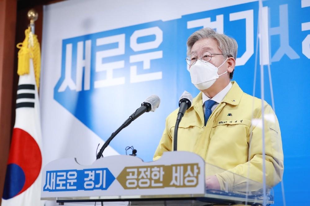 이재명·경기도, 4월 광역단체장평가·주민생활만족도 동시 1위