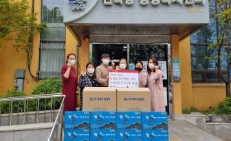 인천도시(iH)공사, 선학·연수 영구임대아파트 주민에게 의료기기 지원