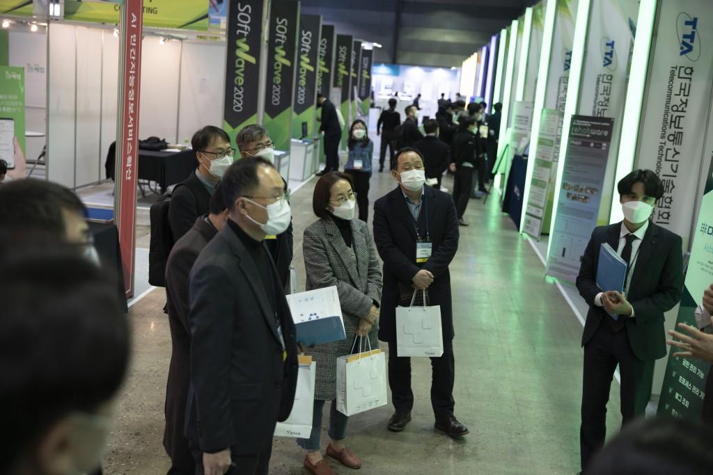 인천TP,  '소프트웨이브 2021' 참가기업 지원