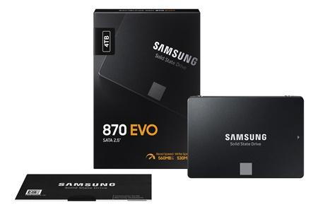 삼성전자, 소비자용 SSD '870 EVO' 글로벌 출시